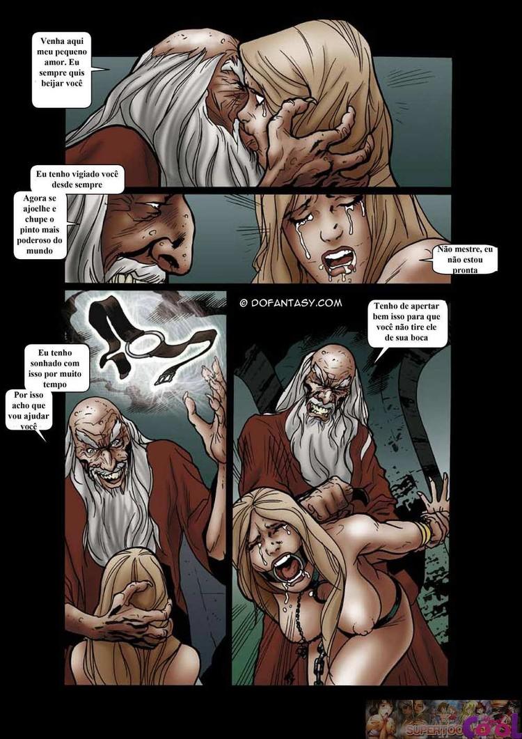 comic de sexo con abuelos