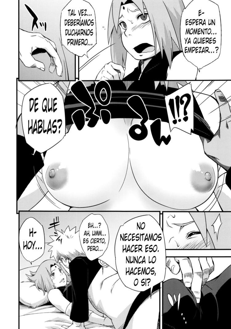 Sakura hentai comic