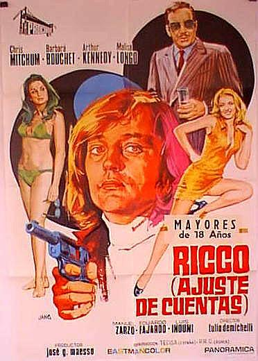 Blood in the Streets (1973) Dvdrip [1.72GB] Revolver - Free Download