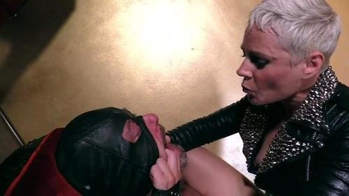 Cybill Troy FemDom Anti-Sex League – Domina Helena Locke – Enslaved By Mistress Ass
