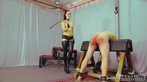 Cruel Punishments – Lady Anette – Pull Up And Punished