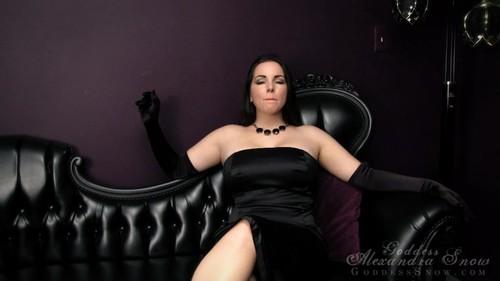 Goddess Alexandra Snow – Making You My Slave