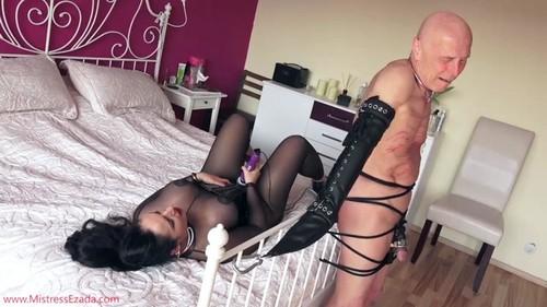 Mistress Ezada Sinn – 436 days worth of cum