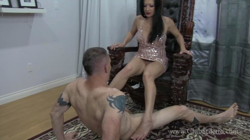 Club Stiletto – Miss Jasmine – Cum Until It Hurts
