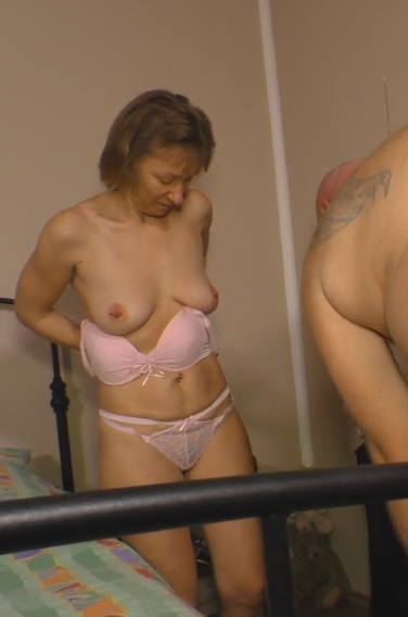 Slutty German granny Manuela H. loves the taste of fresh cum