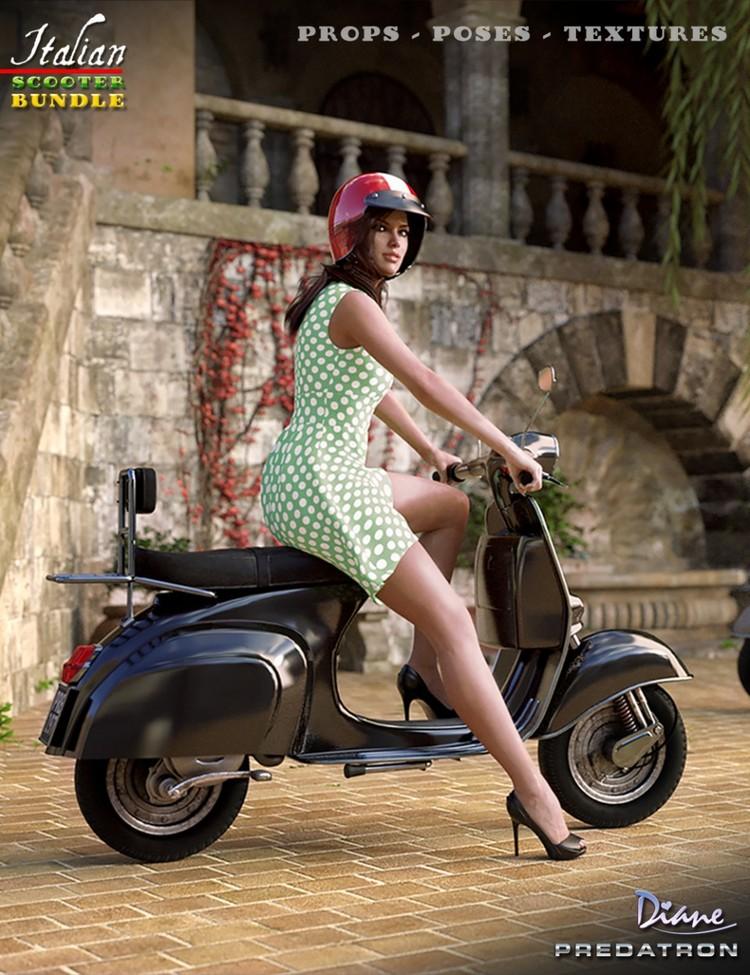 Italian Scooter - Italian Scooter Extras