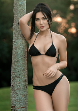 Georgina Mazzeo Modelo Venezolana