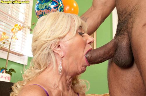 60PlusMilfs.com - Summeran Winters - Summerans Birthday Party Continues...In Her Ass! [FullHD 1080p]