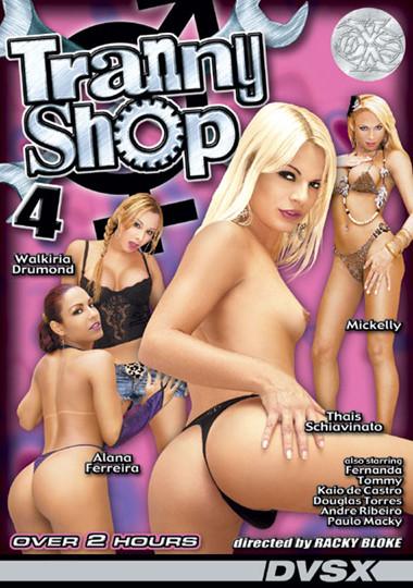 Tranny Shop 4 (2007)