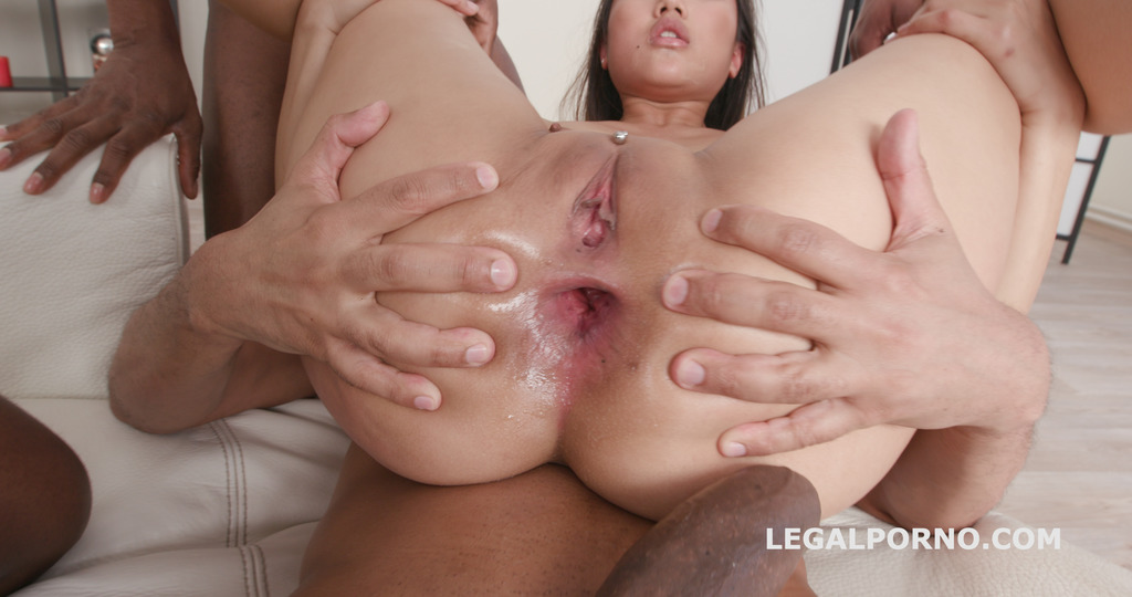 LegalPorno - Giorgio Grandi - Blackbuster 4on1 with Mai Thai GIO350