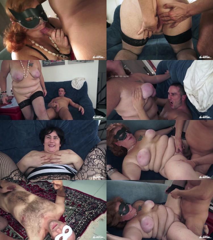 Pflegerin Muschisaft Fetter Hardcore
