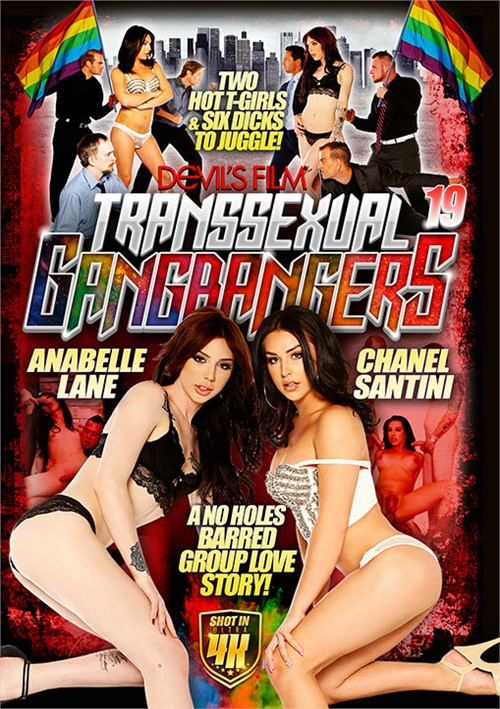 Transsexual Gang Bangers 19 (2017)