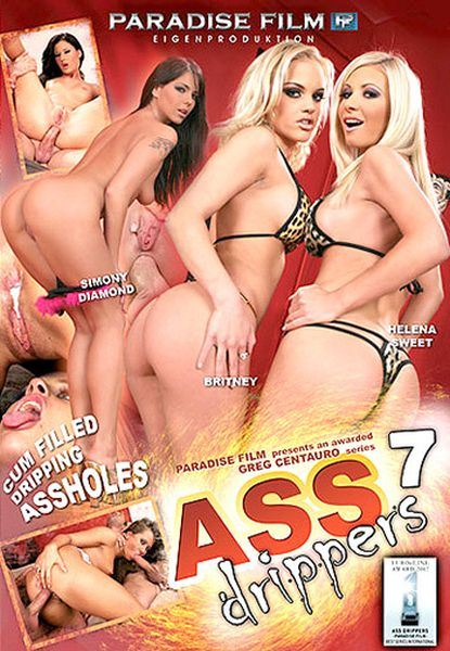 Ass drippers 7 Cover