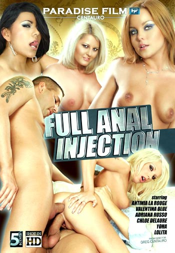 Full anal injection 720p Cover