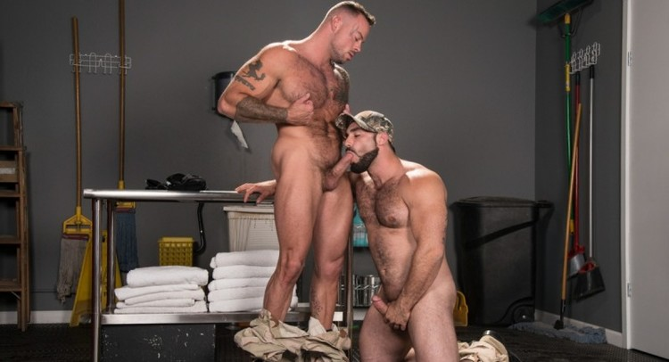 Gun Show - Jaxton Wheeler And Sean Duran
