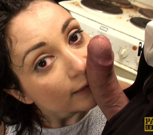 Pascalssubsluts - Valentina Bianco - Pissing Pixie Loves It Rough Cover