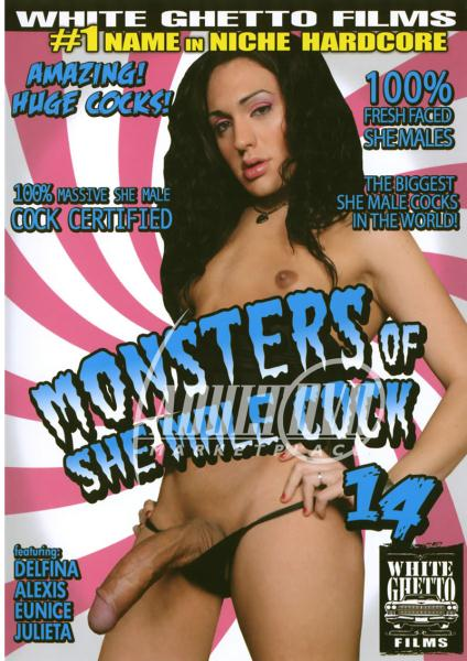 Monsters Of She Male Cock 14 Cover
