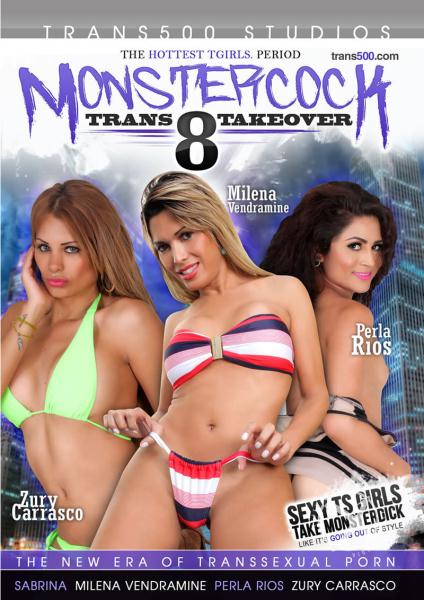 Monster Cock Trans Takeover 8 720p Cover
