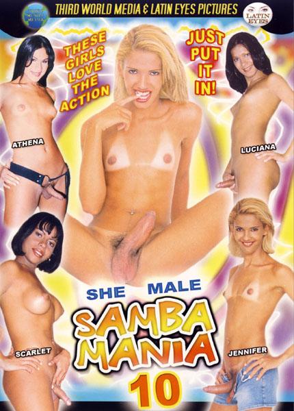 She Male Samba Mania 10 (2003)