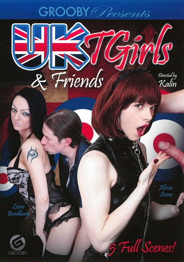 UK T-Girls And Friends (2017)