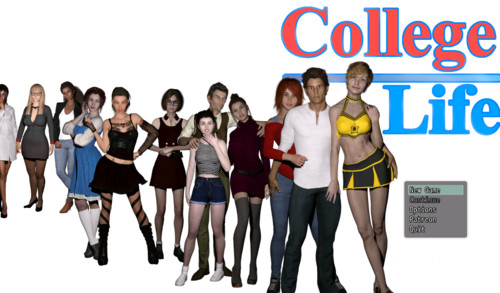 College Life - Version 0.0.9 [MikeMaster] [2017]