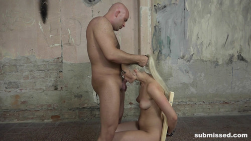 Submissed: Katy hardcore fucked and spanked