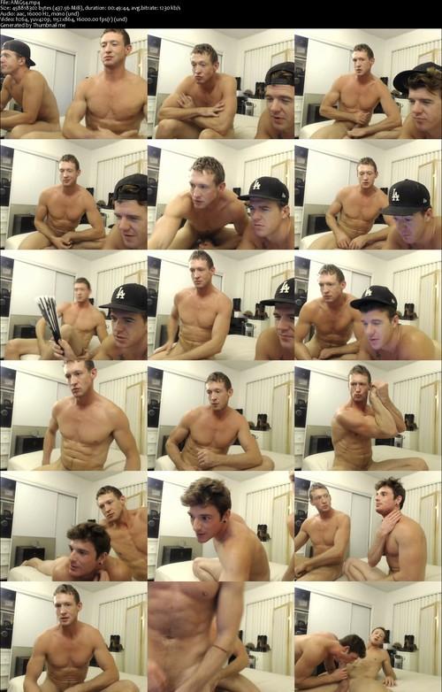 Brent corrigan on webcam