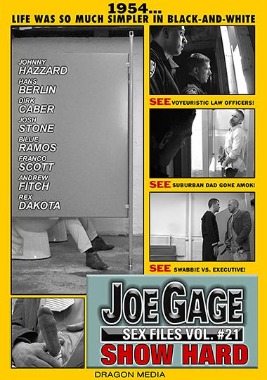 Joe Gage Sex Files 21 0 Show Hard (2017)