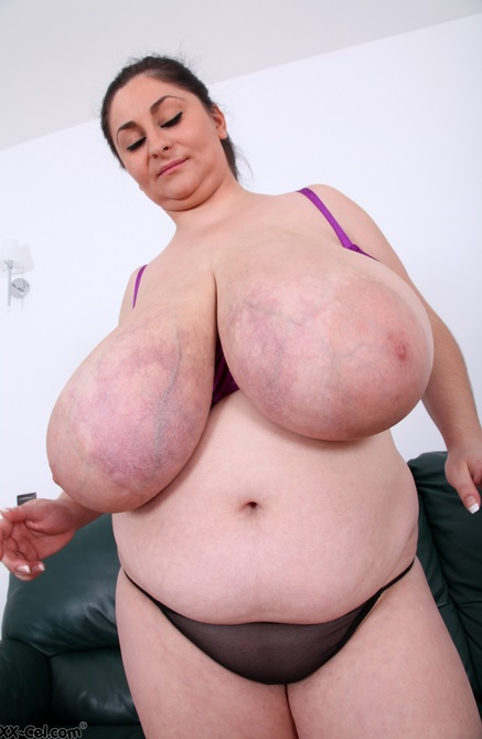 Obscenely Large Breasts