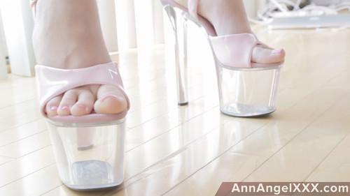 AnnAngelXXX.com / ScatShop.com: Dirty Angel/Ann Angel (6 Clip)