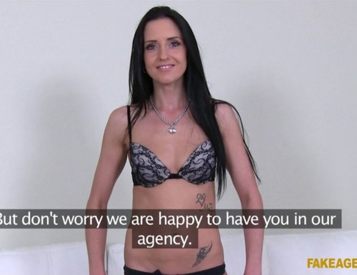 Emily [Emilly Bunbi and Steve] - Fake Agent Cover