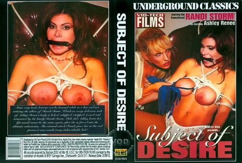 BDSM, Bondage, Fetish, Femdom - F On F, Lesbian, Breast Play (Heavy), Classics