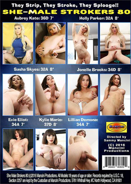She Male Strokers 80 (2016)