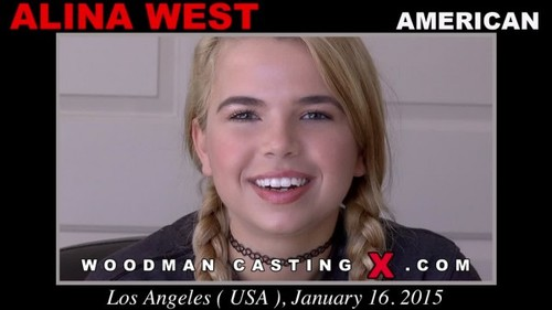 WoodmanCastingX - 463 Alina West [American, Los Angeles] Cover