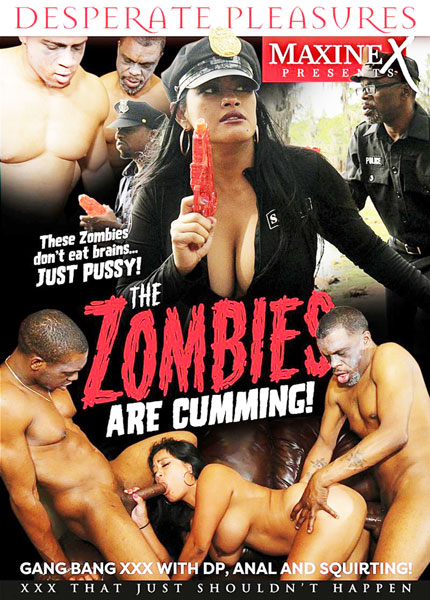 The Zombies Are Cumming (2017)