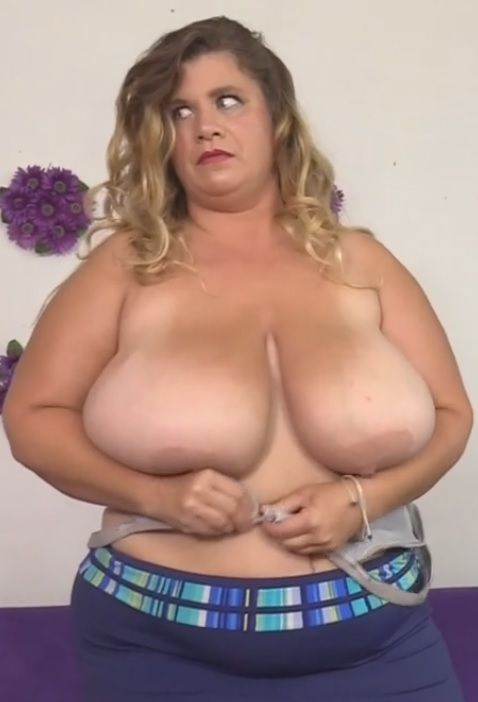 BBW babe Hailey Jane gets her hairy pussy fucked and creampied