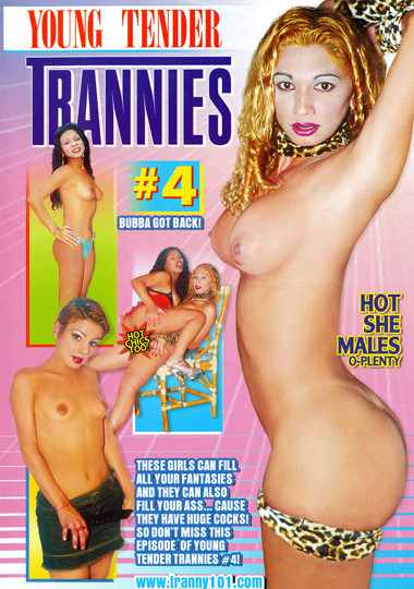 Young Tender Trannies 4 (2003)
