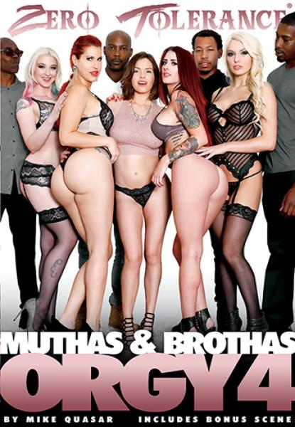 Muthas And Brothas Orgy 4 (2017)