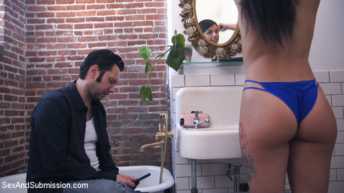 SEX AND SUBMISSION: September 29, 2017 – Gina Valentina, Tommy Pistol and Alana Cruise
