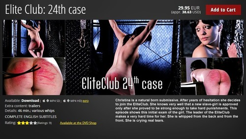 ElitePain: Elite Club 24th Case