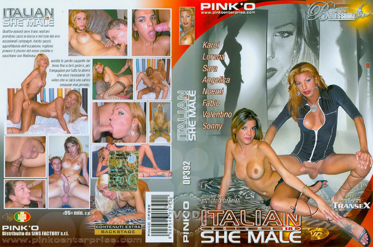 Italian She Male 18 (2008)