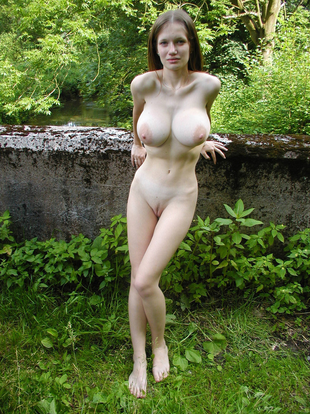 skinny girl big boobs tumblr