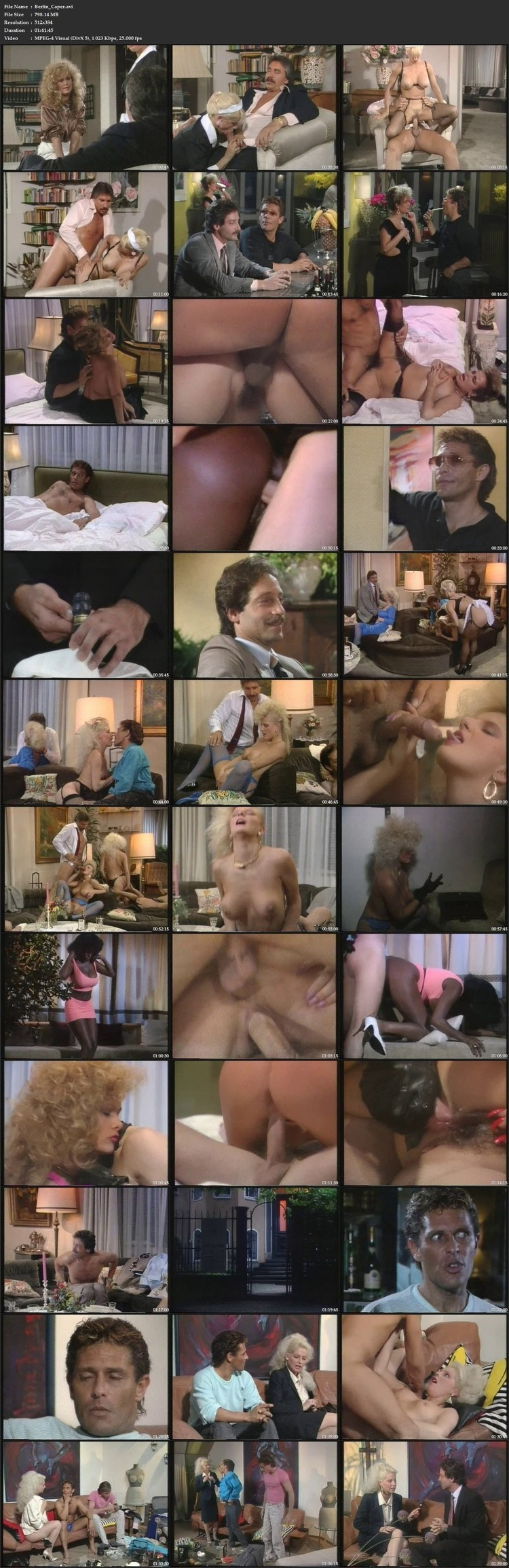 Amanda shear billy dee frank james robert bullock - 2 part 9