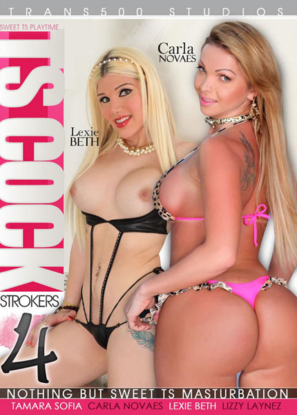 TS Cock Strokers 4 (2015)