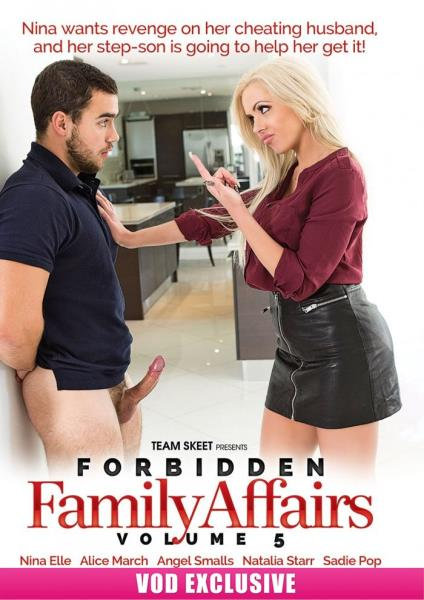Forbidden Family Affairs 5 (2017)