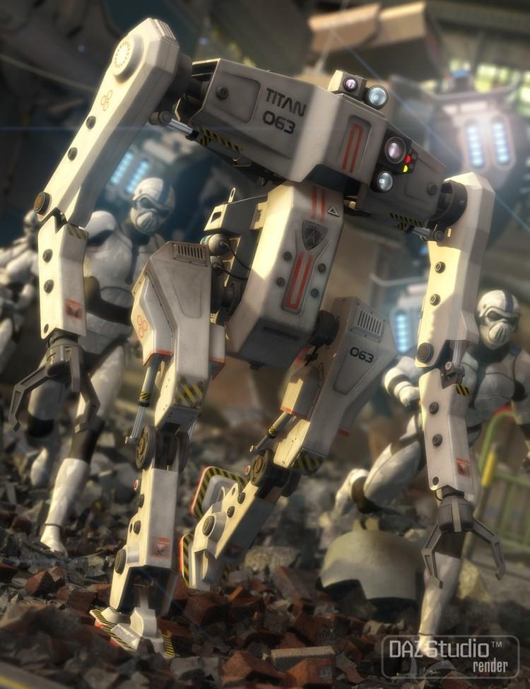 Robot Titan