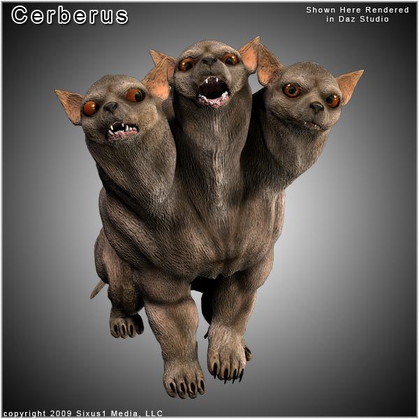 Myths & Legends: Cerberus