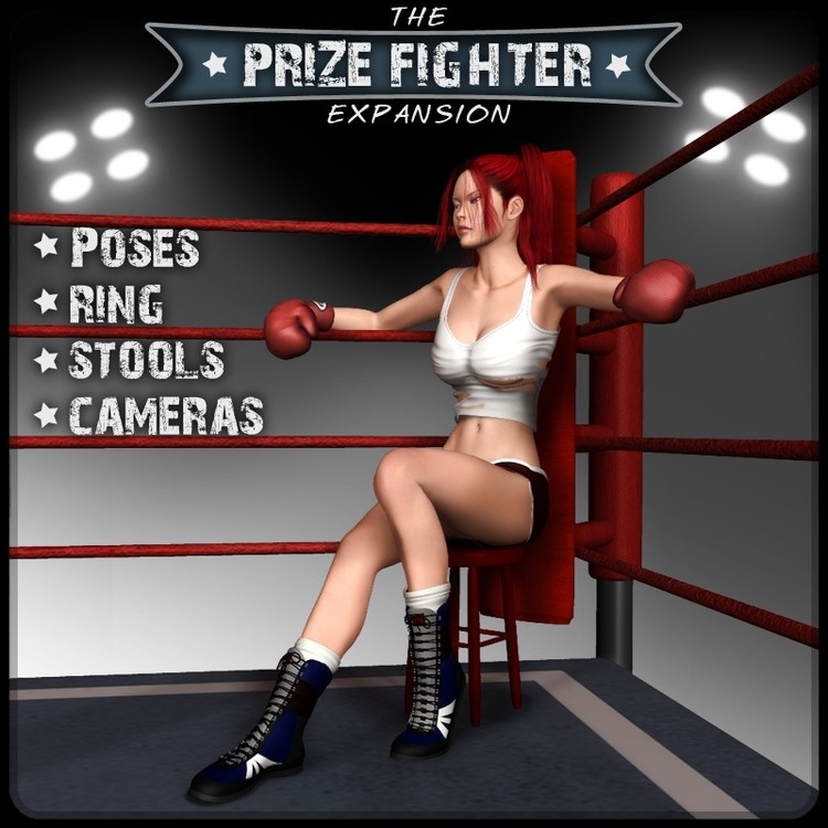 The Prize Fighter - TPF Expansion - BLAST - KnockOut