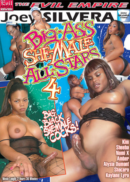 Big Ass She Male All Stars 4 (2007)