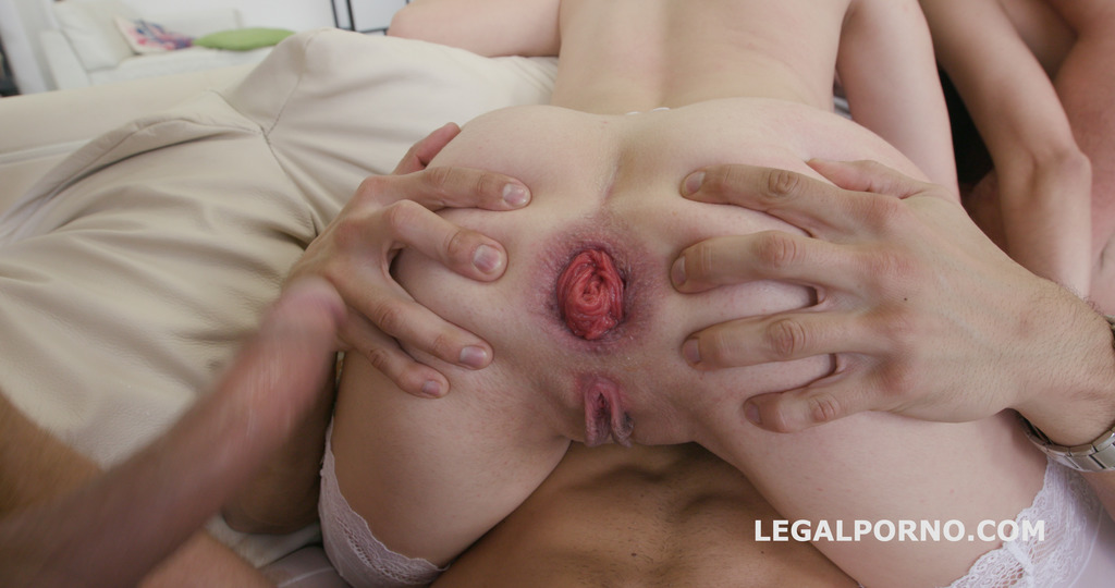 LegalPorno - Giorgio Grandi - Double Addicted with Francys Belle and Gabriella DP /DAP /GAPES /Prolapse /Cuswapping GIO289